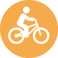 Bicycle rental, bicycle repair